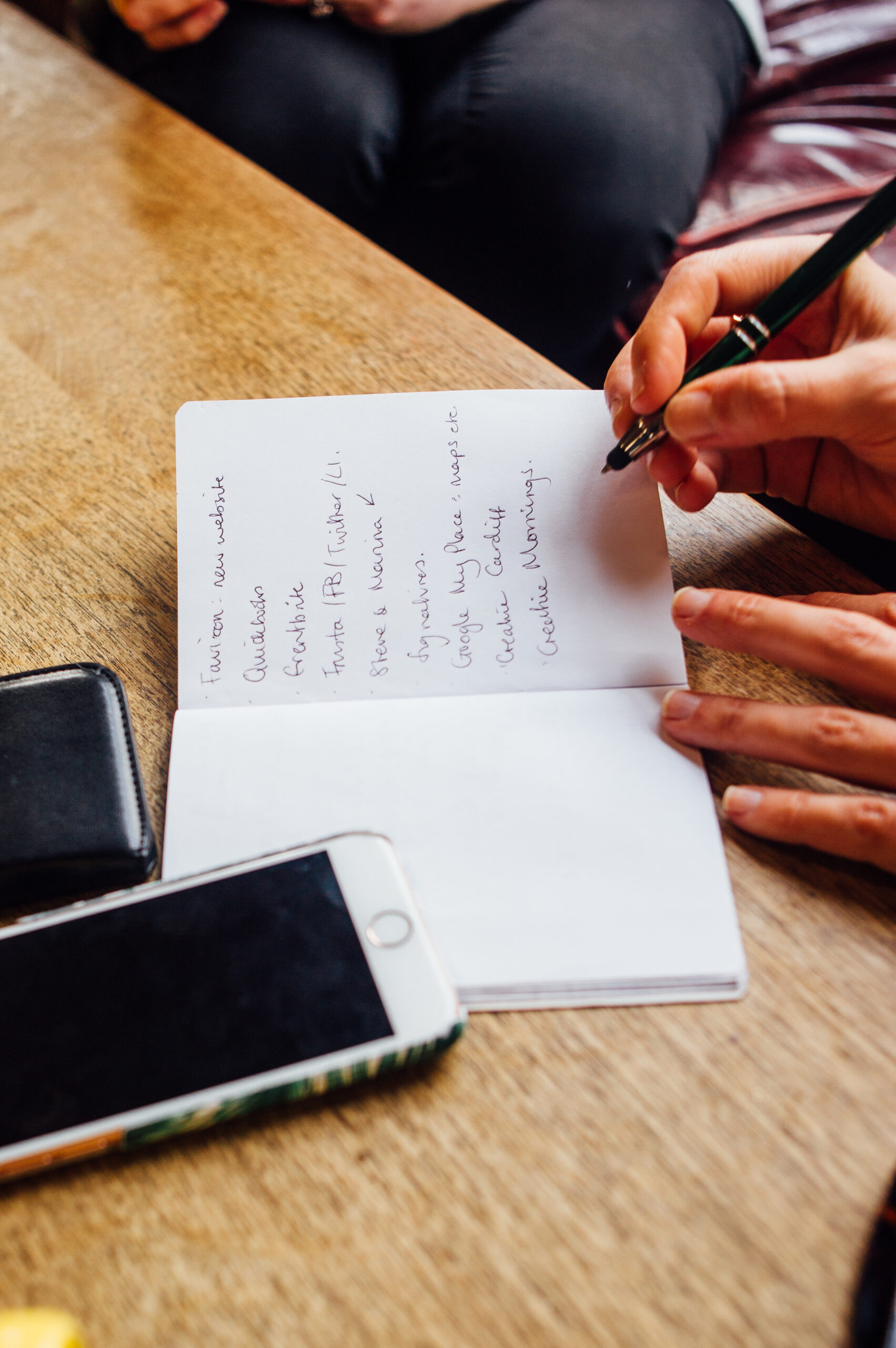 Notepad & Pen